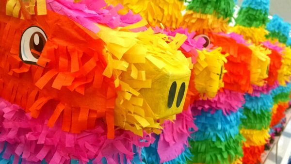 Mexican Candy and Pinatas