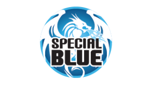 Special Blue products, Special Blue logo