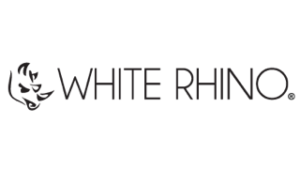 White Rhino products, White Rhino logo