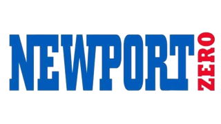 Newport Zero products. Newport Zero logo