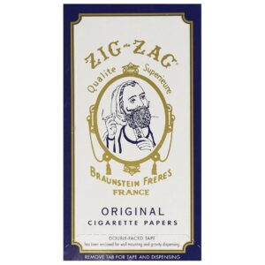 Zig Zag Rolling Papers White Original